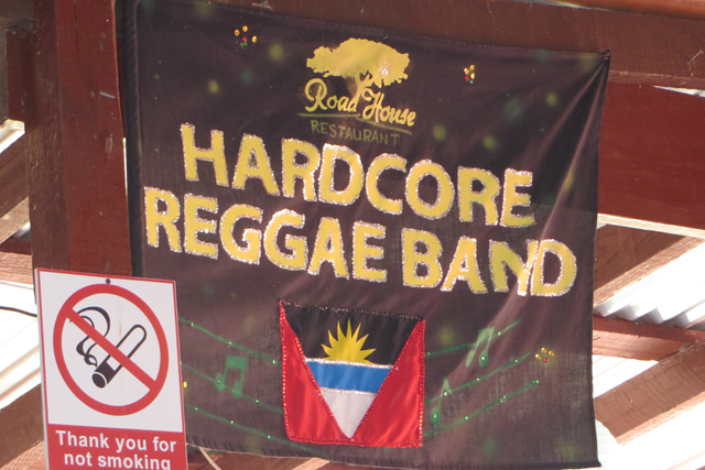 Rock out to hardcore reggae!